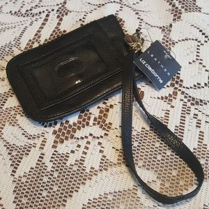 Genuine Leather Cell Phone/ID Pouch Wallet